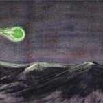 Green Fireball Sighting in New Mexico