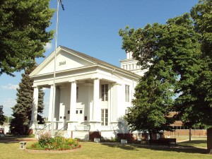 Lapeer County Courthouse