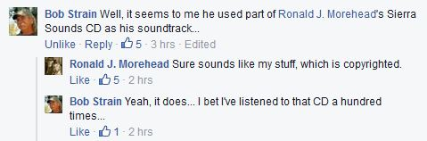 morehead facebook comment sierra sounds