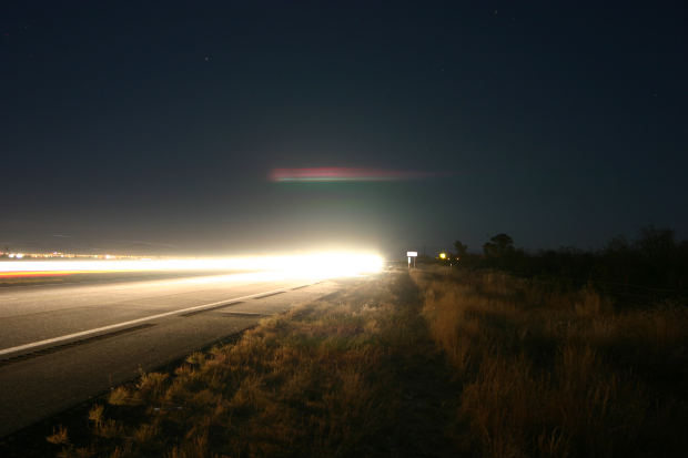 Iowa Resident Claims Encounter with UFO, Delivered Message