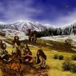 Portugal Women Encounter 'Neanderthal'
