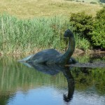 NESSIE ALIVE AND AFFECTING POLITICS