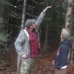 Boy Spots 'White Bigfoot' in Maine