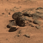 'Obama Statue' Found in Picture of Mars, says Researcher